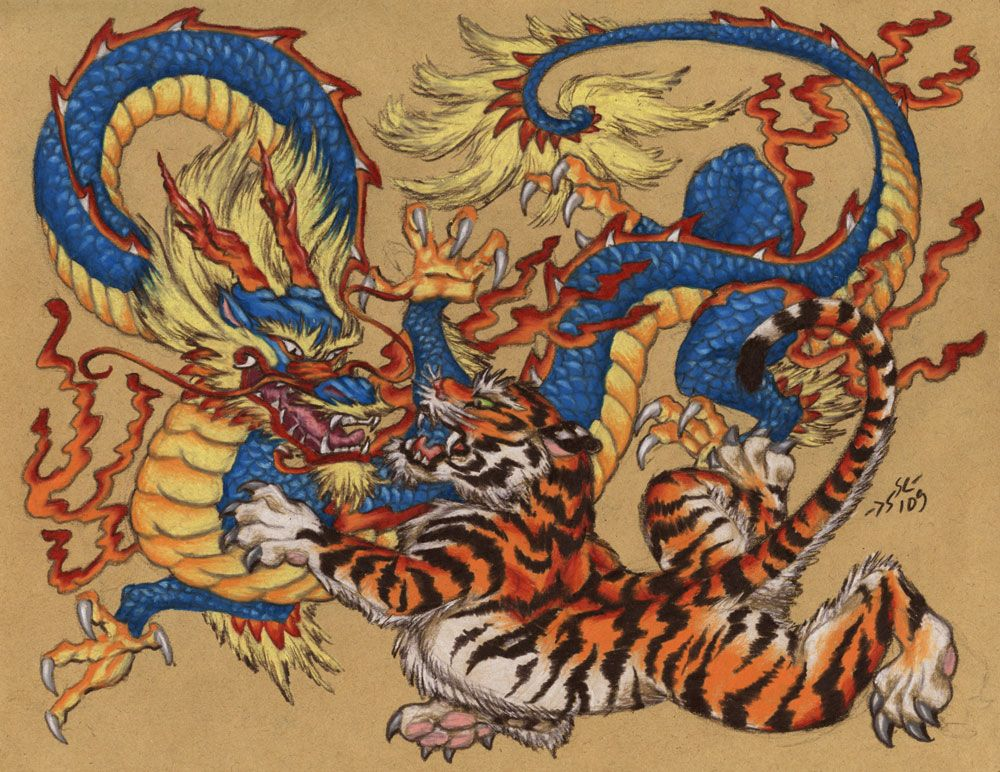 18fa411cdc581 chinese dragon images | to dragon fight demon or two dragon fight with each  other but chinese .