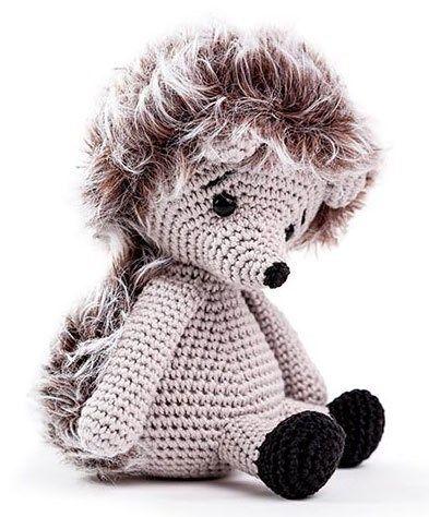 Haakpatroon Egel Haak Dieren Pinterest Amigurumi Crochet En