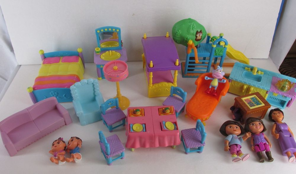 Toy Fisher Price Dora The Explorer Talking