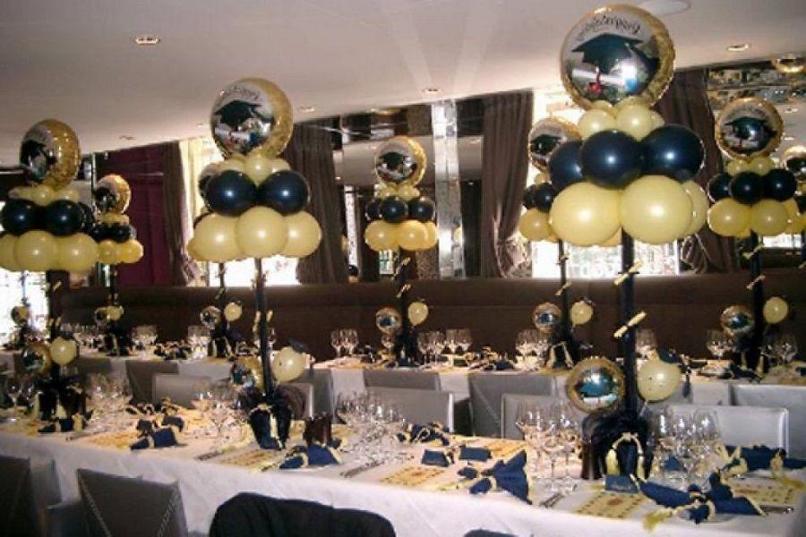 graduation party table decoration ideas — Home Design Blog ...