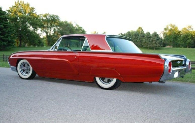 1963 Thunderbird | Ford mustang, Hot cars, Thunderbird