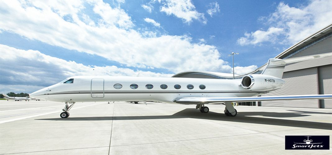 2007 Gulfstream G550 For Sale In The United States Www