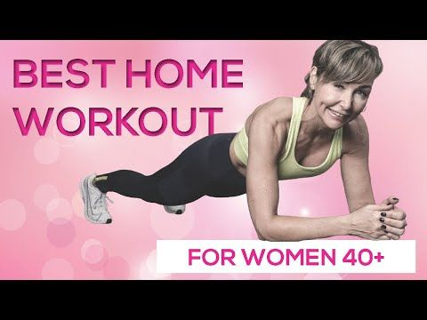 bodyweight home workout for women over 40  youtube in