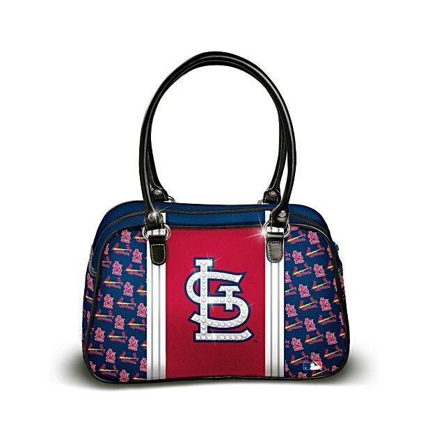 Cardinal Purse Cardinals Baseball St Louis City Chic World Series