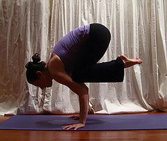 how to do crow pose you know you want to know  yoga