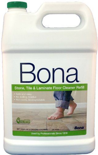 Bonastone Tile Laminate Floor Cleaner 1 Gallon By Bona Save 80