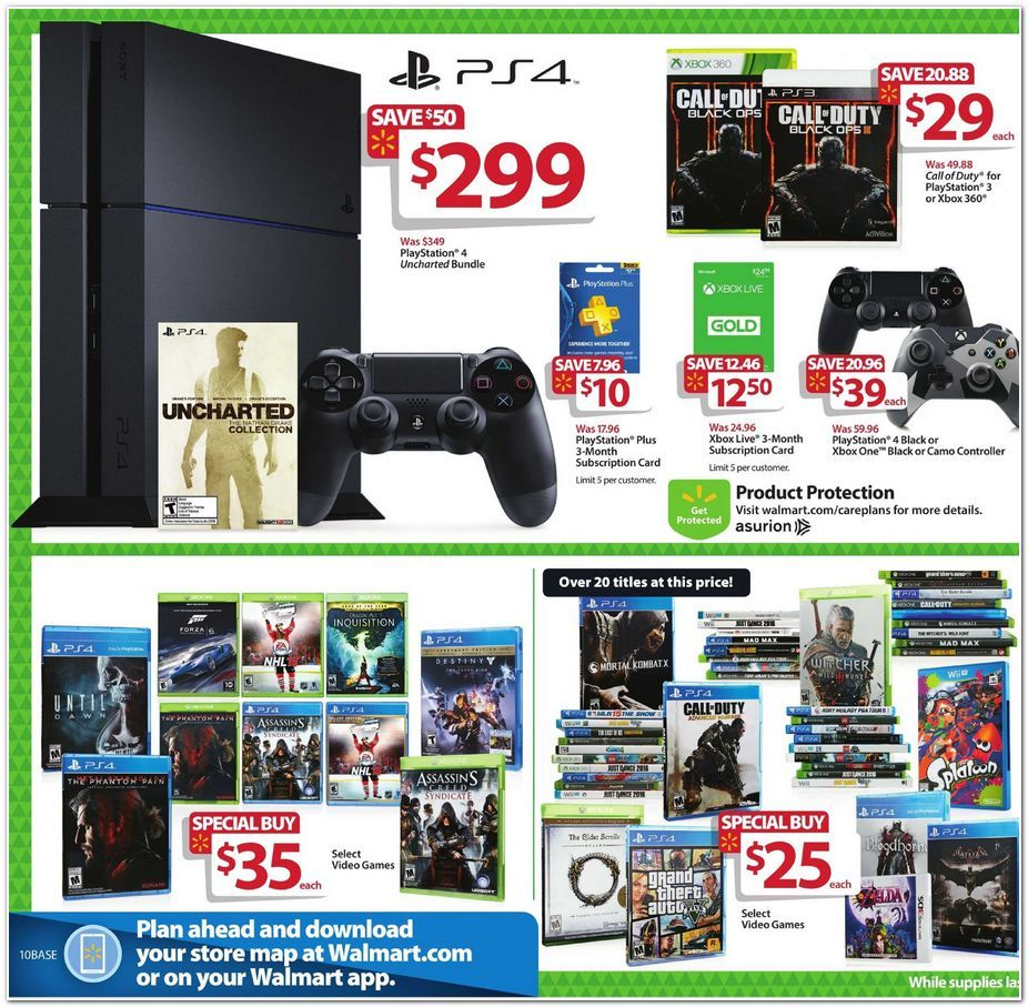 Walmart Black Friday 2015 Ad, Deals & Sales | toys | Pinterest ...