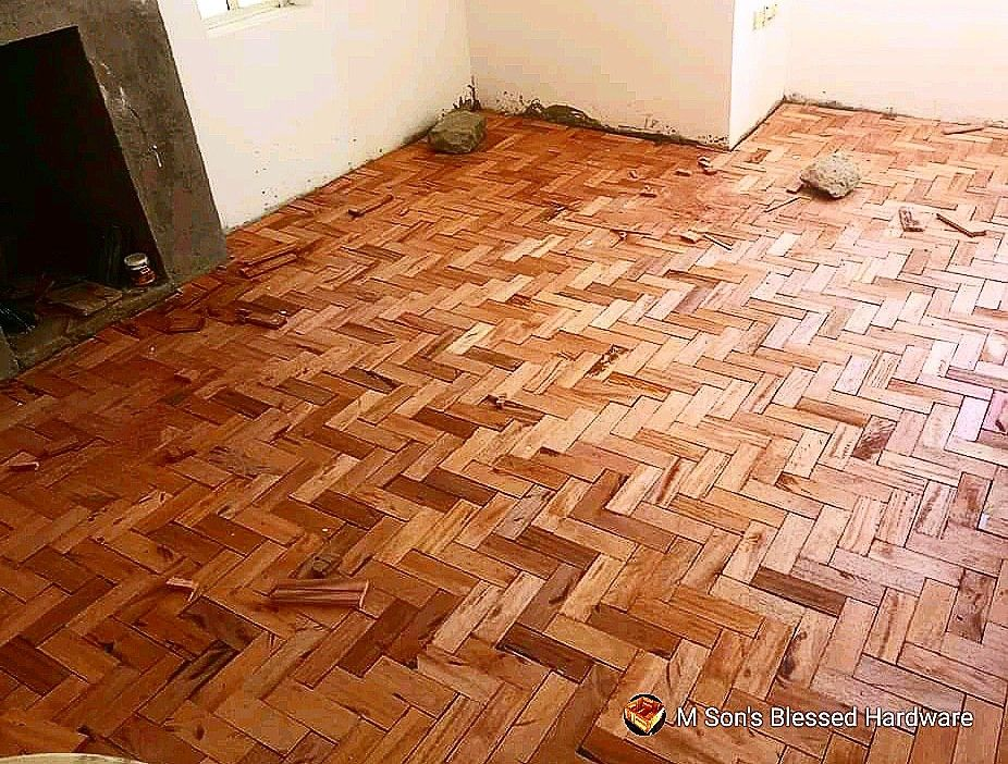 Mahogany wood blocks readily available at our workshop, #mahoganywoodblocks #woodenfloor #floorsanding #longlastingfloor life time guarantee on wooden floors.  Call us any time on +254732650820 or +254700711539 for more information.