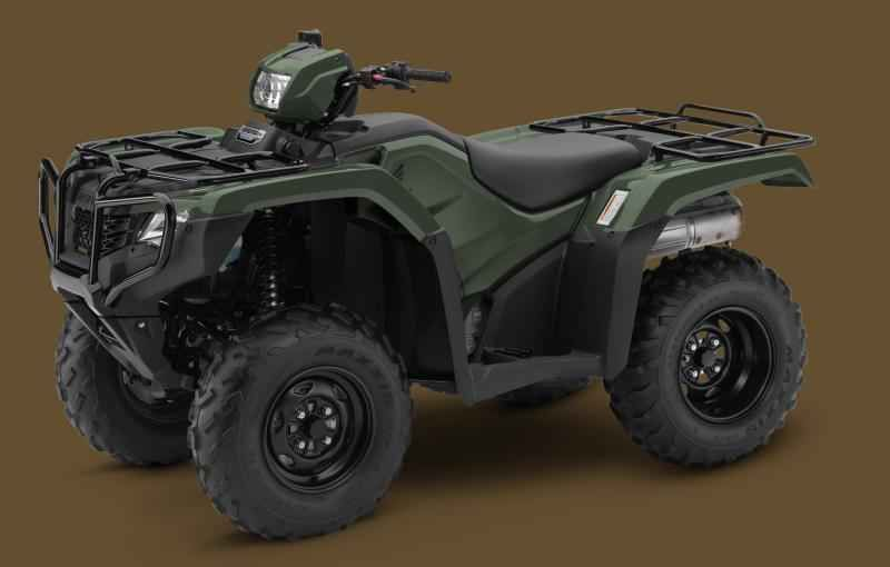 New 2017 Honda Foreman 4X4 ATVs For Sale in Texas. 2017 Honda Foreman 4X4 , New 2017 Honda FourTrax Foreman 4X4...the Honda Foreman has long been the real workhorse that demanding users go to when the going gets tough. It is strong, rugged, famously reliable. Plenty of riders will find it the perfect size for both work or fun. Plus, its superior Honda engineering means you get more performance out of this ATV than some of the of the competition's bigger, heavier models.