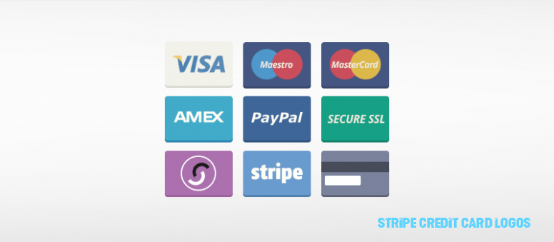 Top 14 Trends In Stripe Credit Card Logos To Watch  stripe credit