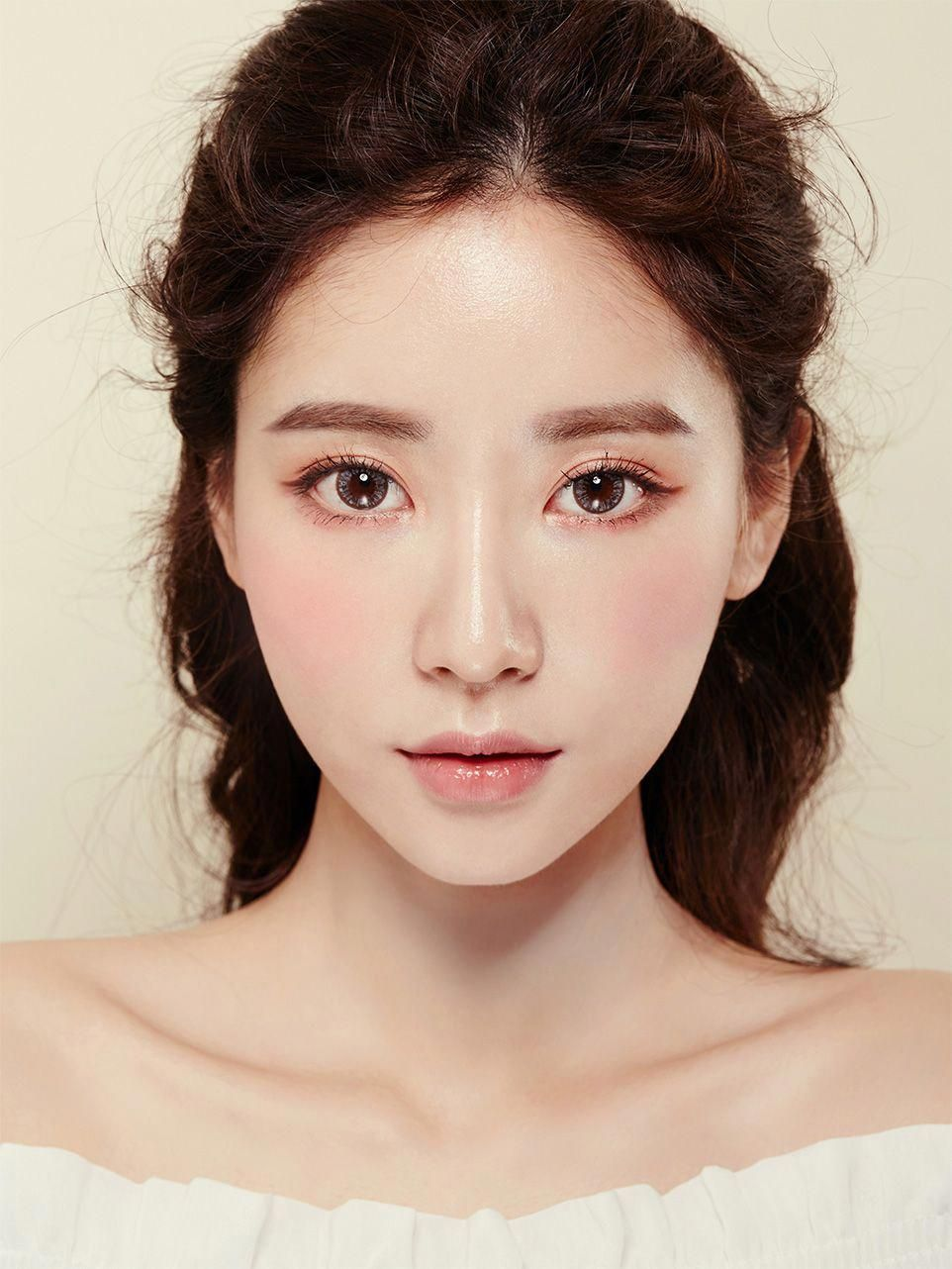 Korean makeup style pureasian Koreanisches makeup