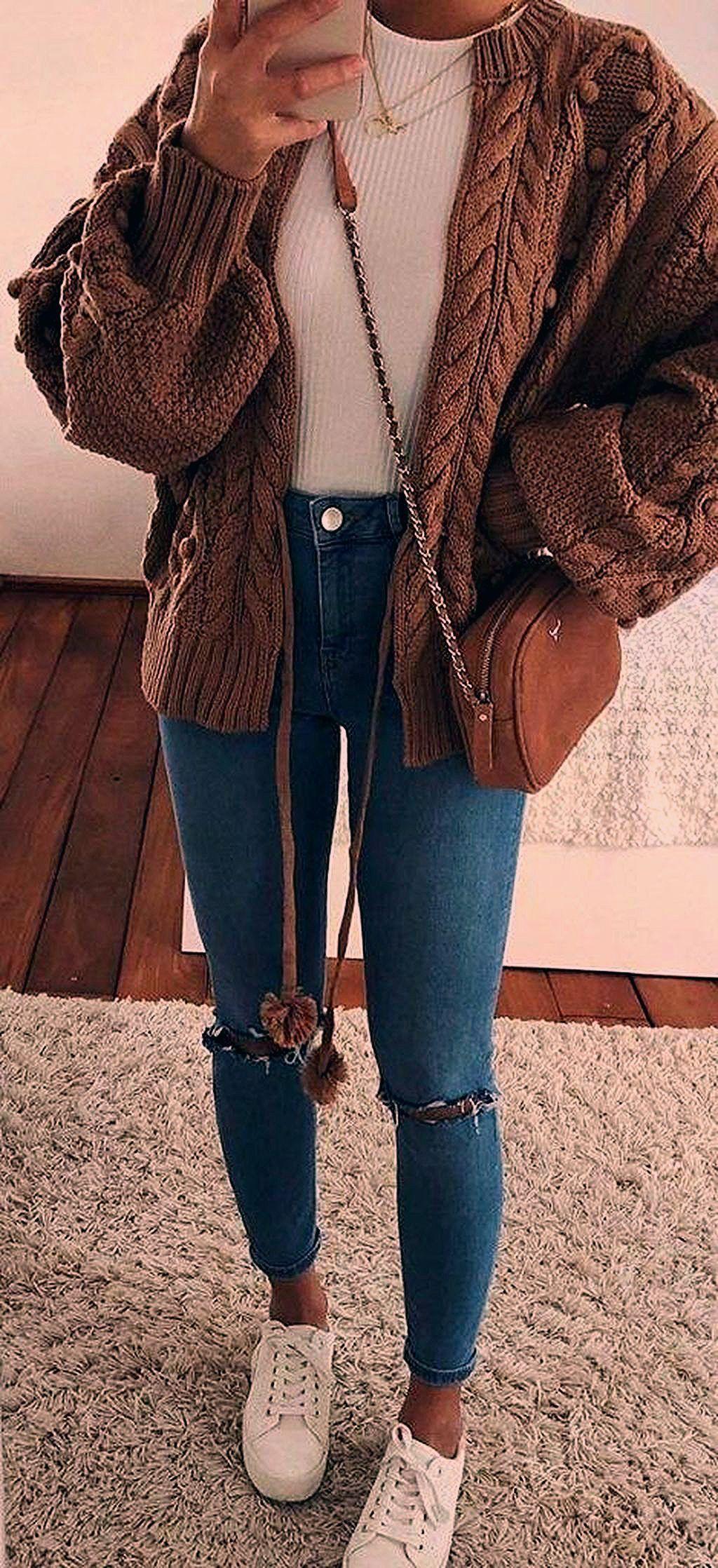 Photo of 30 + schöne Frauen fallen Outfits Ideen zum Ausgehen