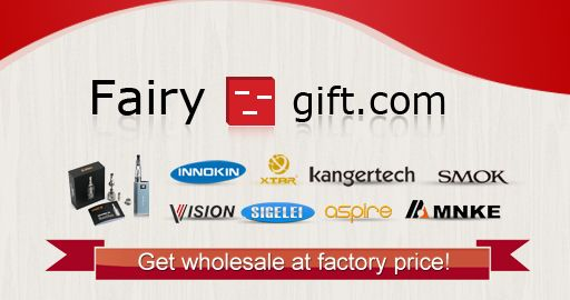 Fairy Gift: Online Shopping for Electronic Cigarettes, Batteries & Chargers
