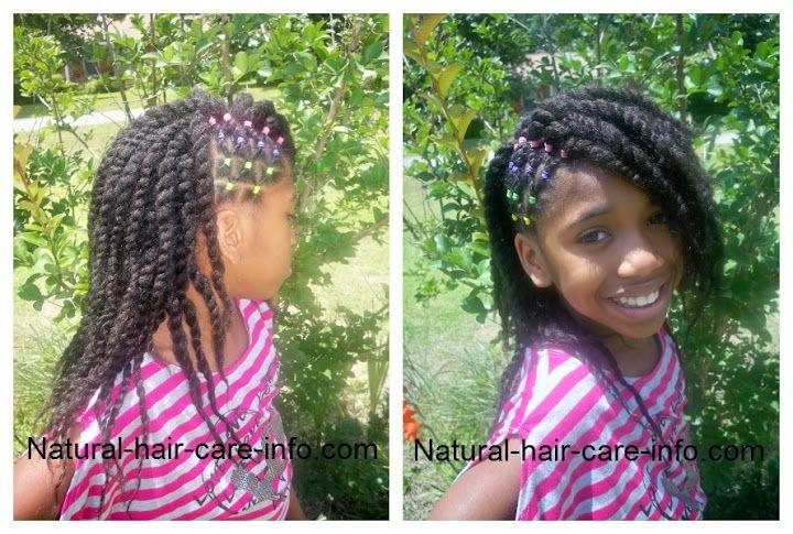 Twist Hairstyle, Two Strand Twist Style