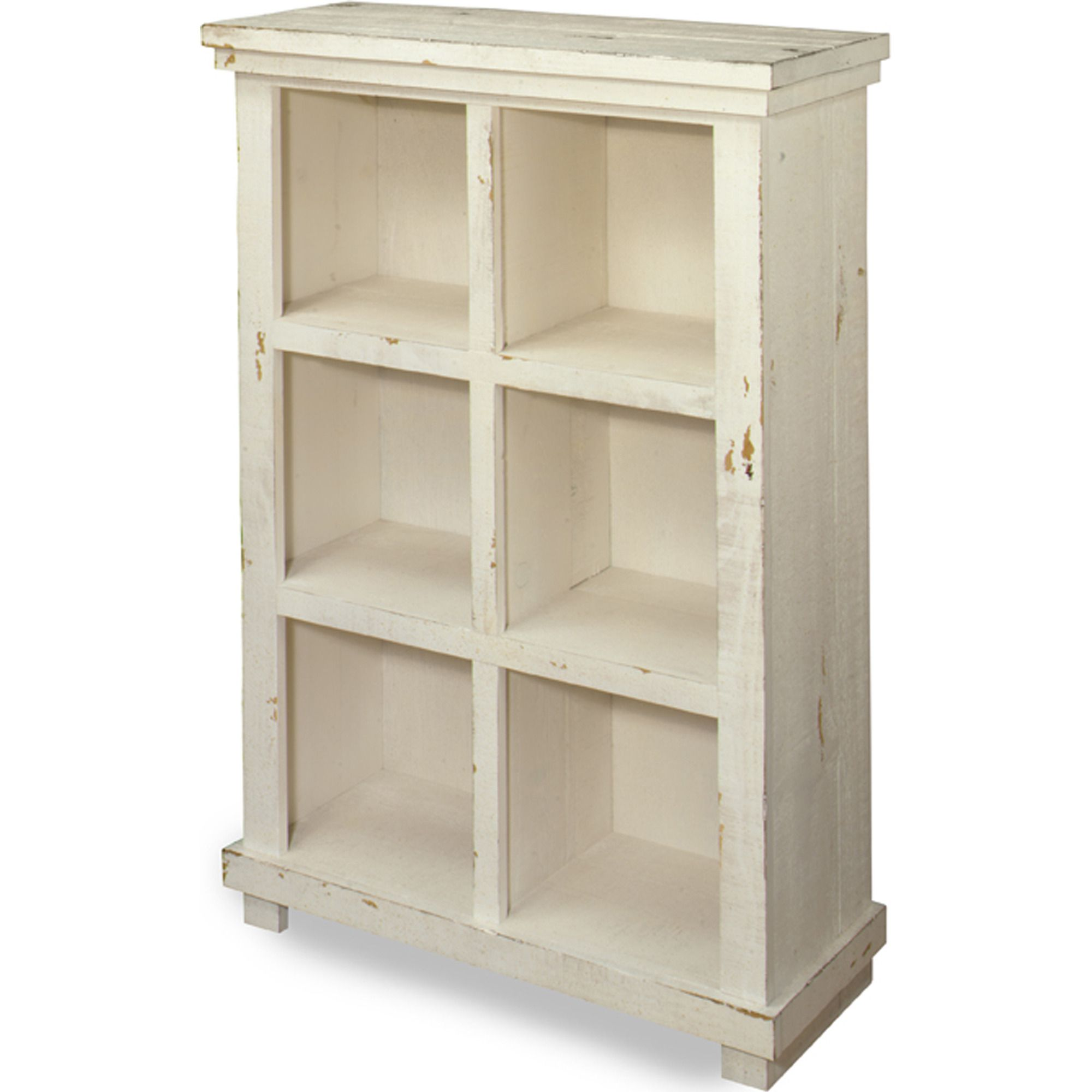 Willow 48 Bookcase In White Progressive Furniture Home