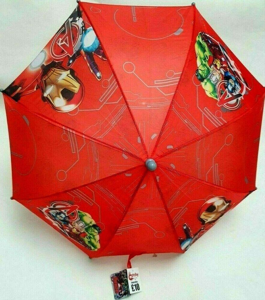 "Unicorn Umbrella CROWN Adult//Kids Transparent X Brella DOME SHAPE 32/"""