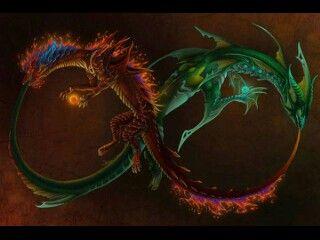 Infitiy dragons