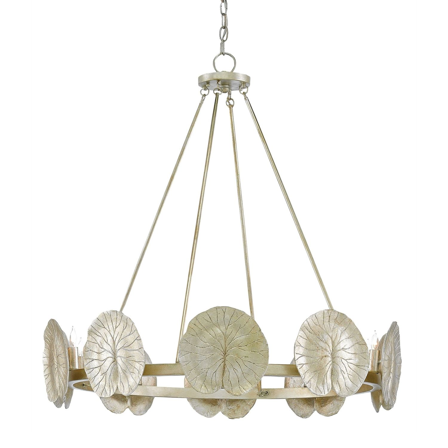 Currey And Company Call Me Lilly Chandelier Chandelier For Sale