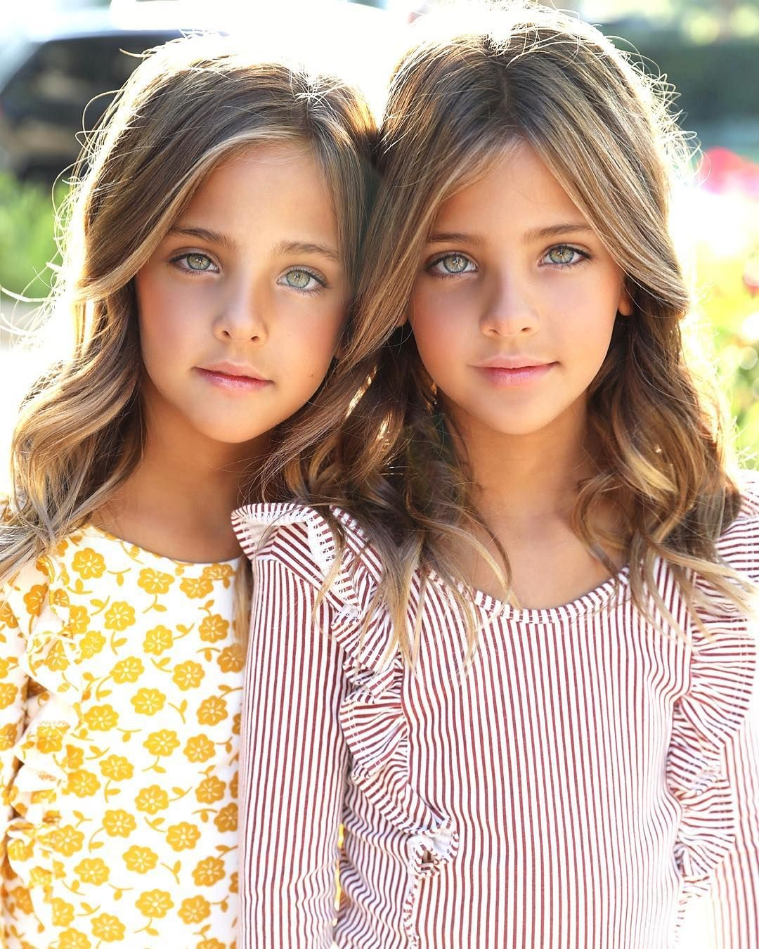most beautiful twins in the world - 600×1200