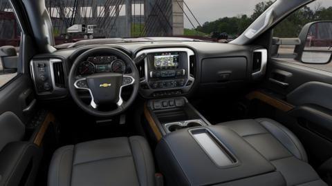 Build Your Own Truck 2015 Chevy Silverado 2500hd Chevrolet