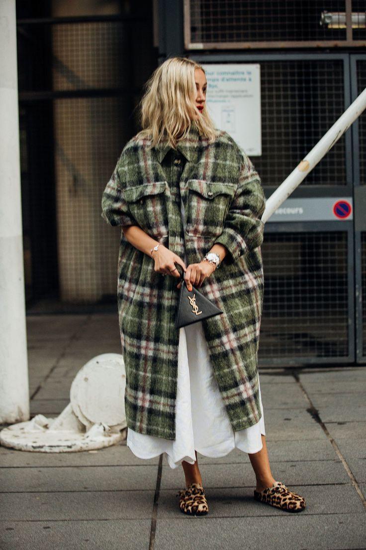 The Best Paris Fashion Week Street Style 2019   British Vogue