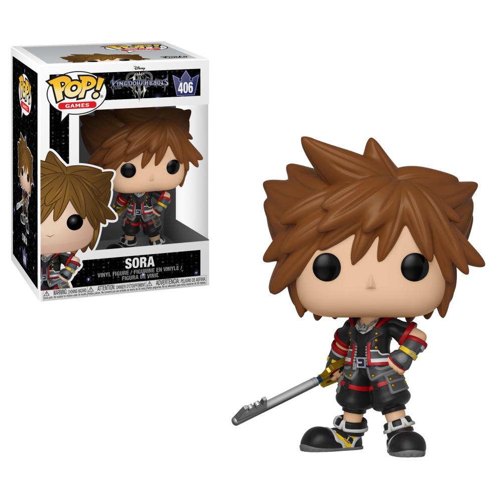 Funko Pop Disney Kingdom Hearts 3 Sora Walmart Com In 2021 Disney Kingdom Hearts Pop Vinyl Figures Kingdom Hearts