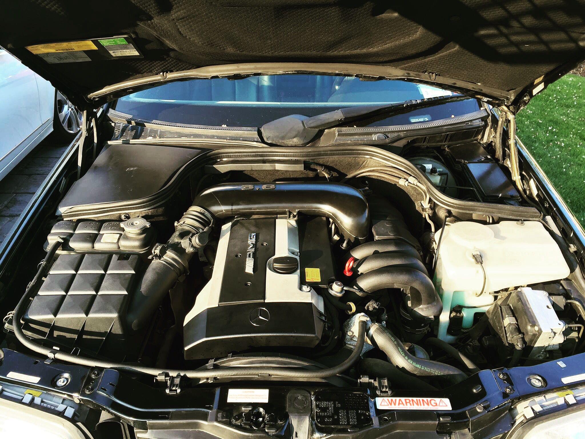 Mercedes C36 AMG (W202) M104 engine | Euro Elite | Audi