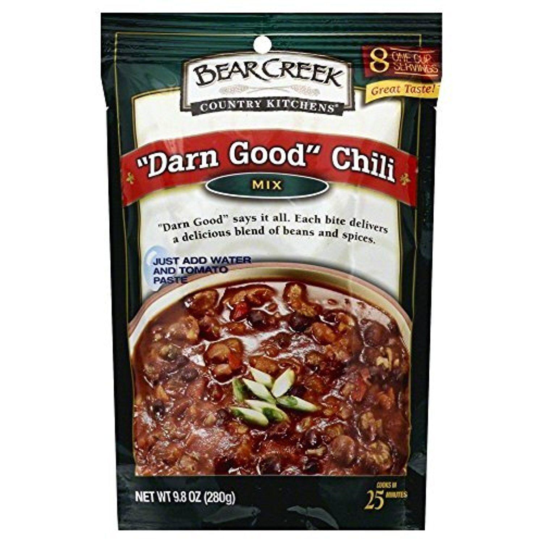 Bear Creek Chili Mix (9.8 oz ea) 2 Pack by Bear Creek