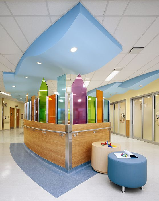 Colour Is A Fundamental Element In Healthcare Design Find