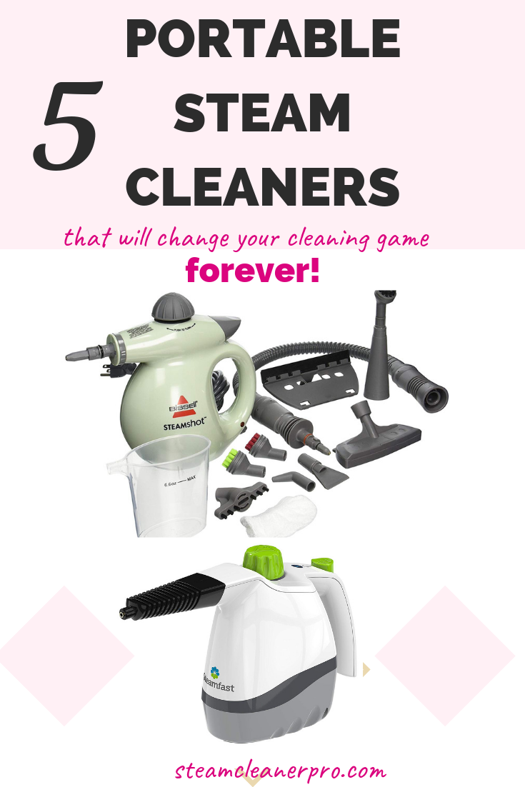 5 Best Handheld Steam Cleaners For Grout Tile More Best Steam Cleaner Steam Cleaners Cleaners