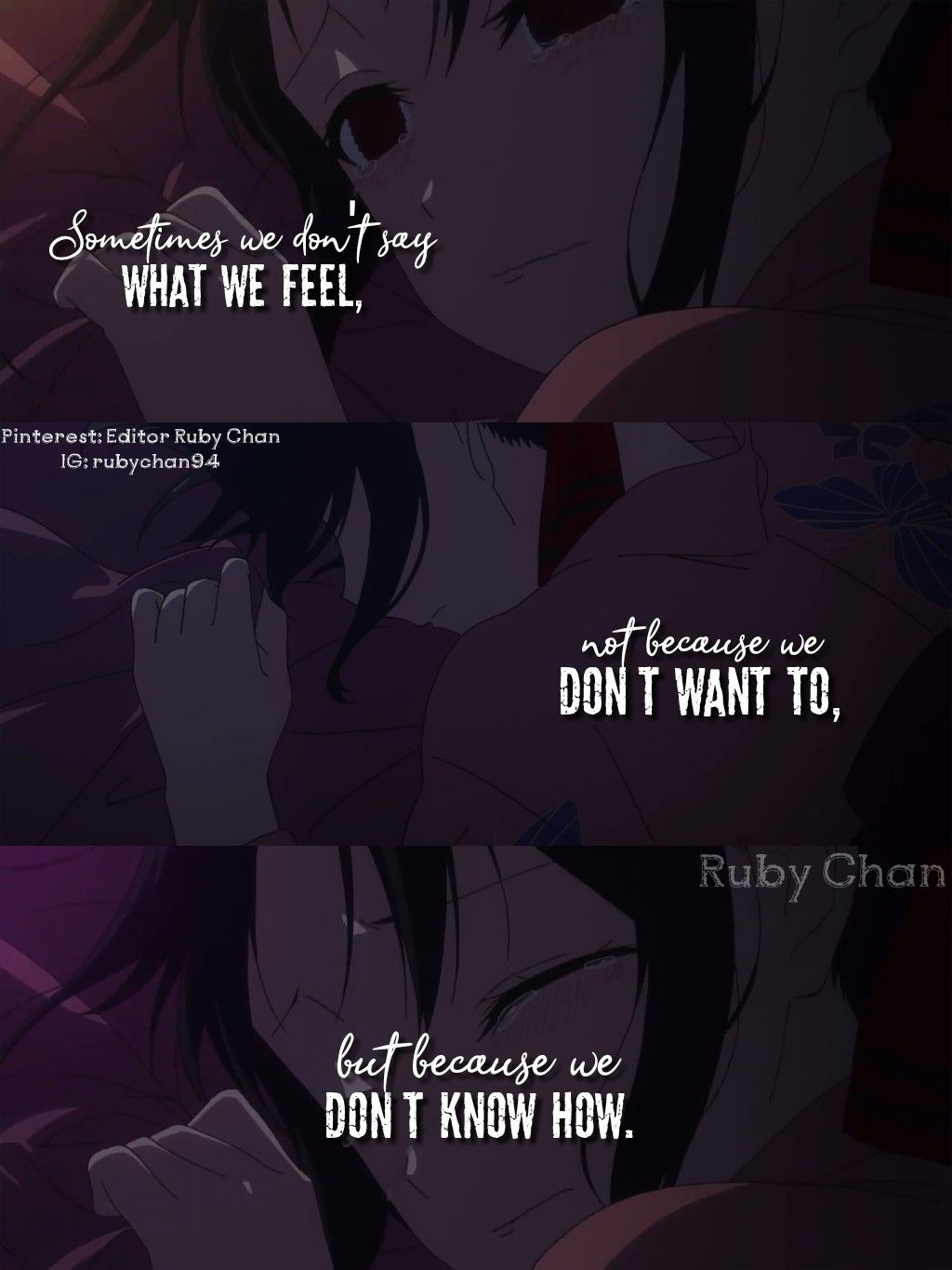 Cute Anime Quotes Pinterest