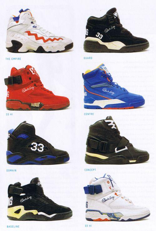 via Sneaker Freaker 24 | Ewing shoes, Reebok retro, Sneakers box