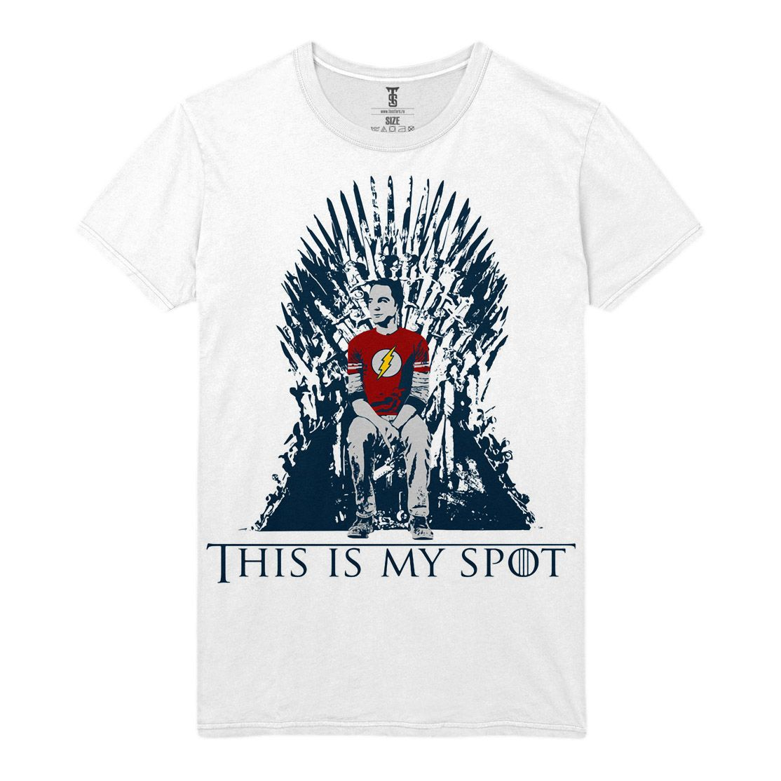 Nice T Shirt Sheldon Cooper Game Of Thrones Iron Throne Fun Joke Merch Loot Amazon Apparels Australia Boy Buy Ebay Female Girls India Kids Loot