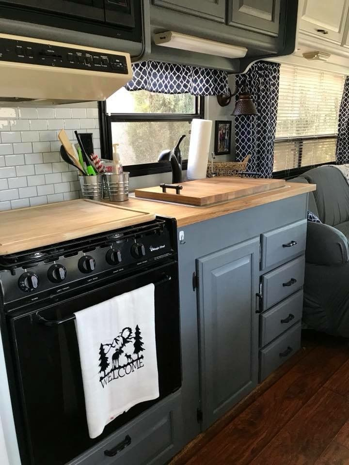Travel Trailer Kitchen Ideas Kitchen Ideas