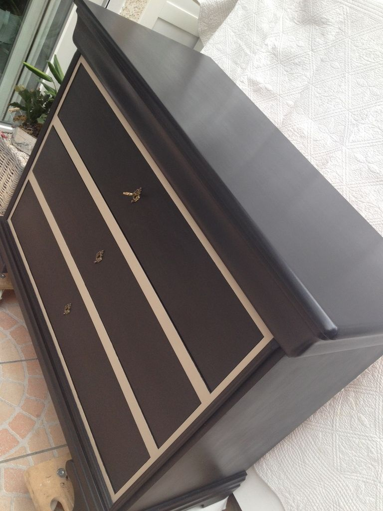 relooking d une commode louis philippe