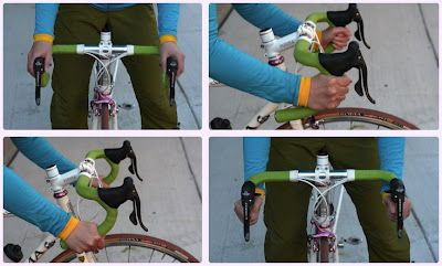 Lovely Bicycle!: Drop Bar Hand Positions: an Introduction
