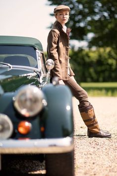 Image result for english country lady boots
