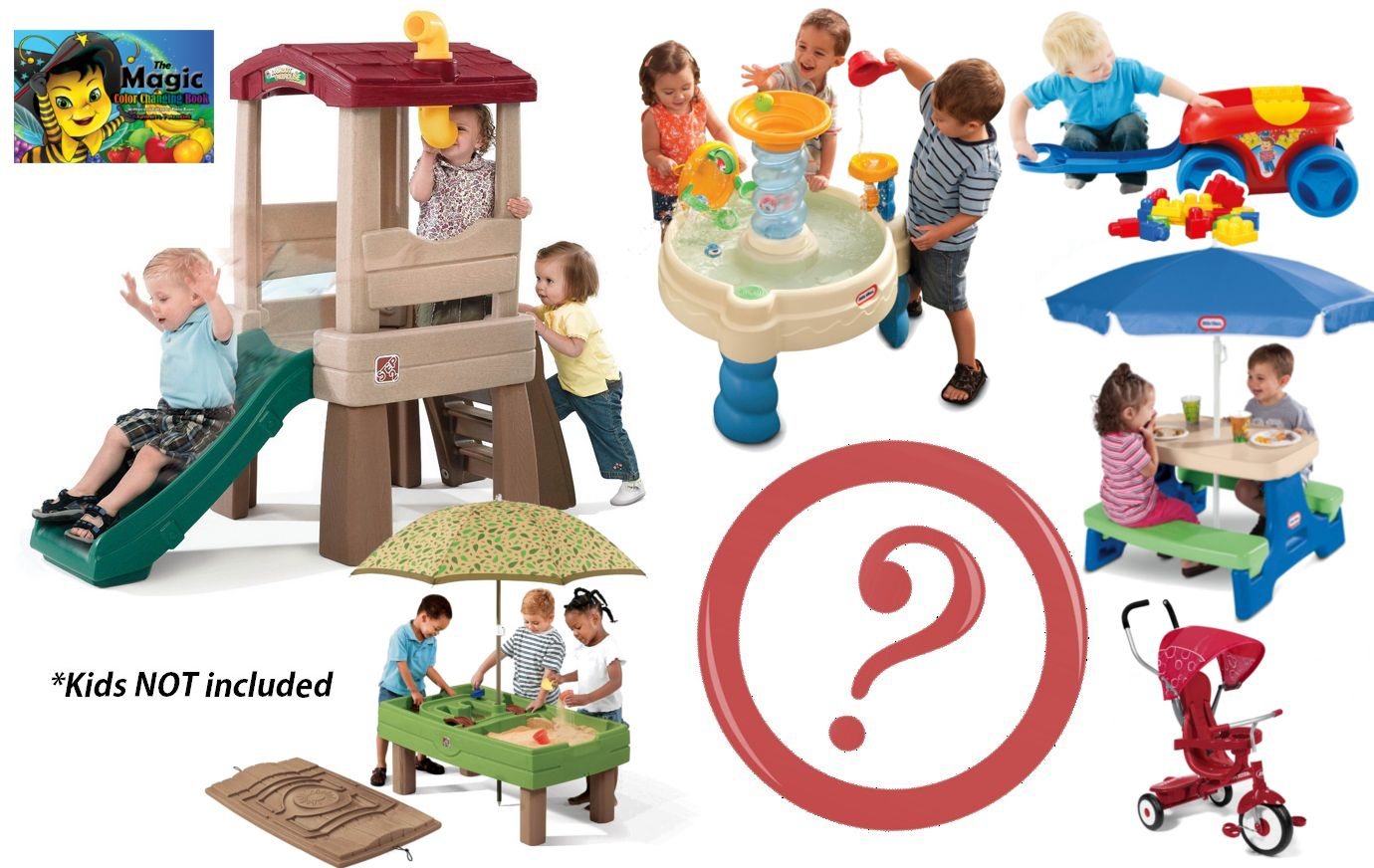 Toddler contests and giveaways