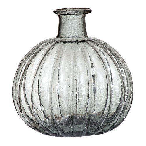 Gray Recycled Glass Vase Color Me With Gray Pinterest