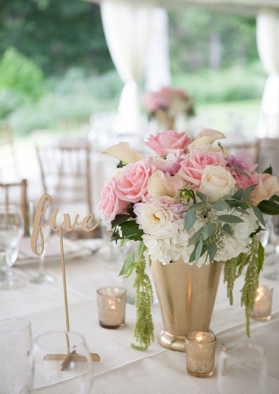 An Elegant Blush And Gold Wedding Wedding Wedding Wedding