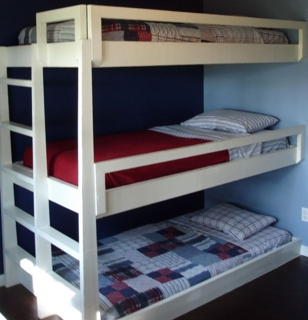 exquisite ikea hacking your way to kid stacking triple on wonderful ideas of bunk beds for your kids bedroom id=41590