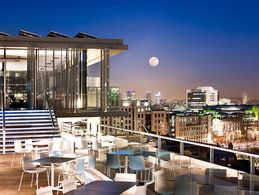 Skylounge At Double Tree By Hilton Hotel London Bar Hilton Hotel London London Hotels London Rooftop Bar