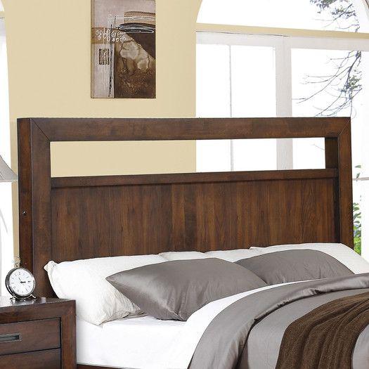 Riverside Furniture Riata Wood Headboard | AllModern