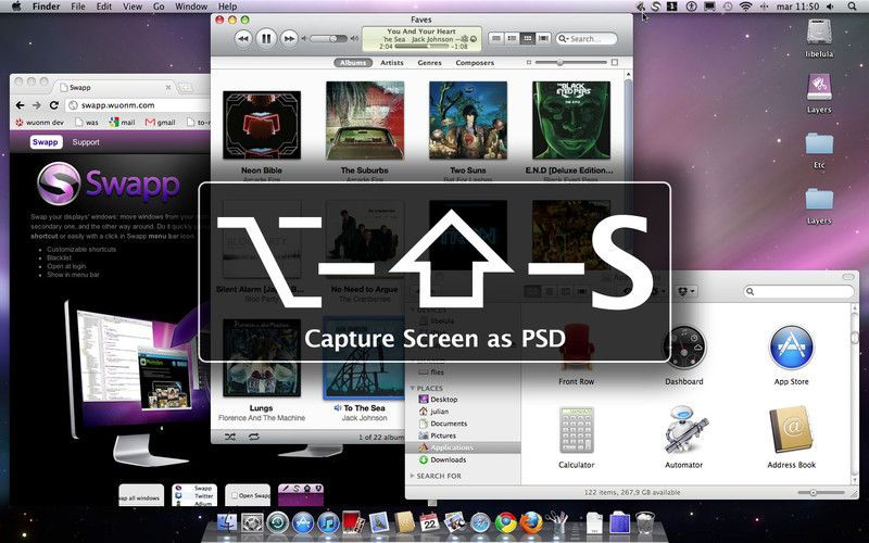 Layers App 24.99 Desktop screenshot, App, Layers