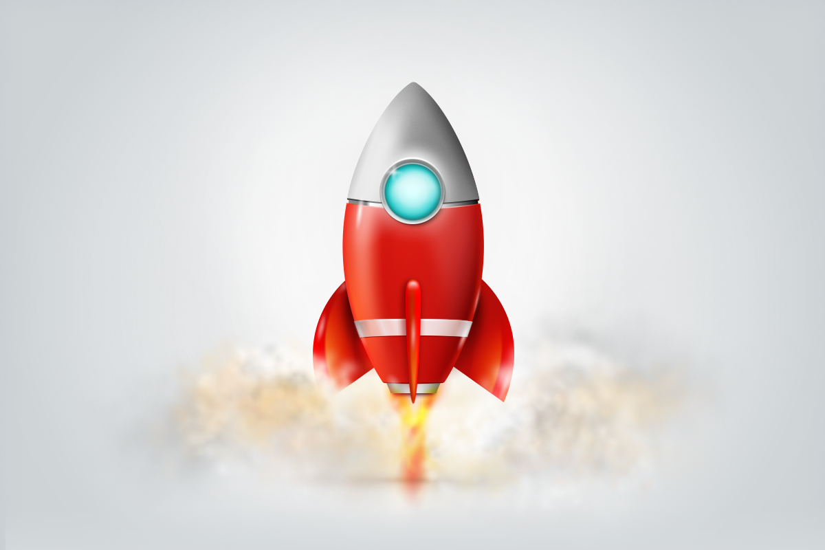 How To Design A Rocket Icon In Adobe Fireworks Smashing Magazine Adobe Fireworks Icon Design Smashing Magazine