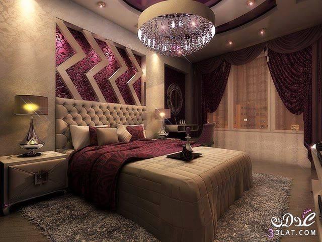 ديكورات غرف نوم فخمة لعام2014 تصاميم رائعه ومميزة لغرف النوم Bedroom Interior Bedroom Interior Design Modern Interior Design Bedroom