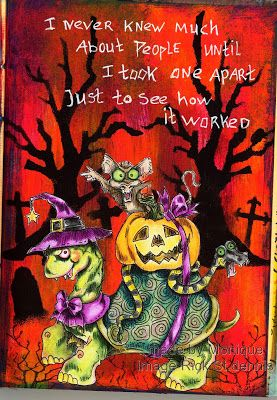 Airless Chambers: 31 days of Halloween day 6