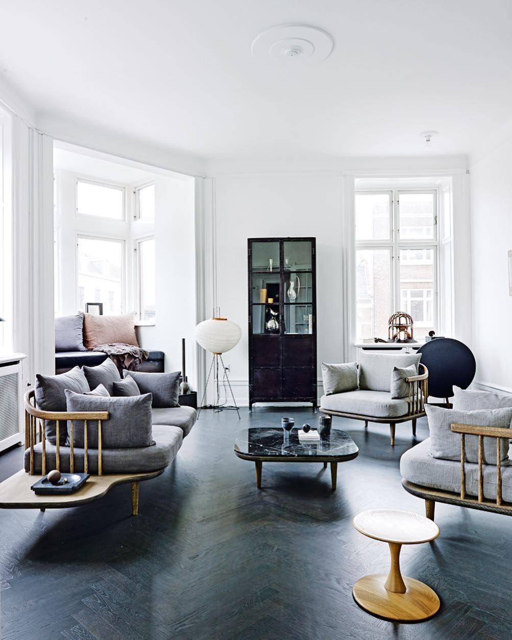 Peek Inside The Scandi Chic Home Of One Half Of Design Studio