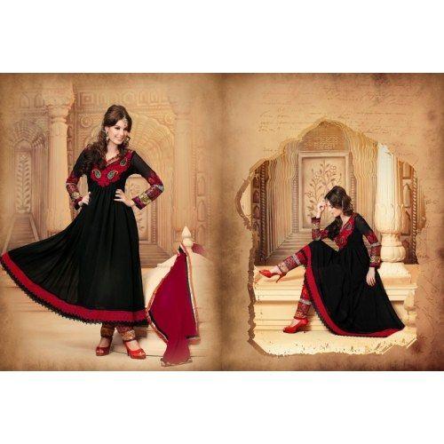 Anarkali Fancy Suit MJ 565 17536 - Online Shopping for Salwar Suit by India saree mart