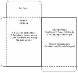 Atc Envelope Template   Envelope Templates